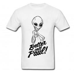 T Shirt Paul l'extraterrestre