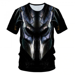 T Shirt Prédator