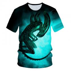 T Shirt Alien