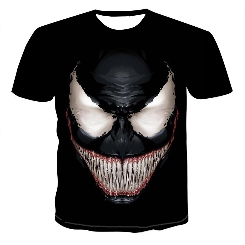 T Shirt Venom Marvel