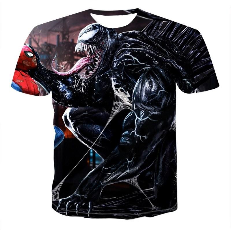 T Shirt Venom Spideman